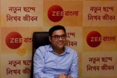 image-Samrat Ghosh Businss Head of Regional Clusters - ZEEL - ZEE Bengal channel refresh