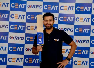image-CEAT-extends-Rohit-Sharma's-Brand-Ambassador-contract-by-3-yrs