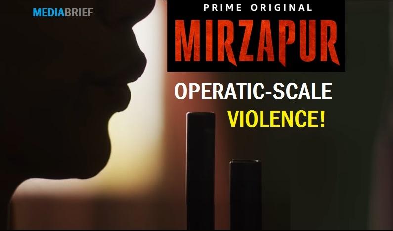 Amazon Prime Original Mirzapur promises 'violence at an