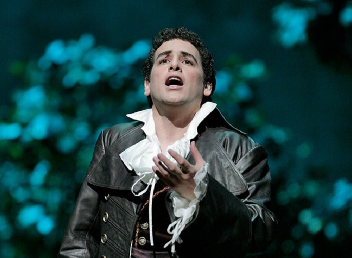 Florez as Count Almaviva in Guiseppe Verdi's tragic opera La Traviata screening at NCPA Mumbai on 22 Jan 2019 Mediabrief