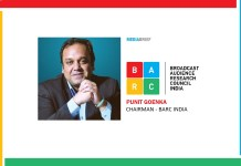 Punit Goenka named BARC India Chairman - MediaBrief