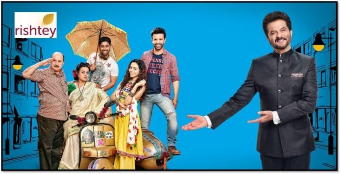 Navrangi Re! launches 2 Feb on Rishtey