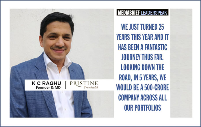 K-C-RAGHU-FOUNDER-DIRECTOR-PRISTINE-ORGANICS-INTERVIEW-WITHI-PAVAN-R-CHAWLA-OF-MEDIABRIEF