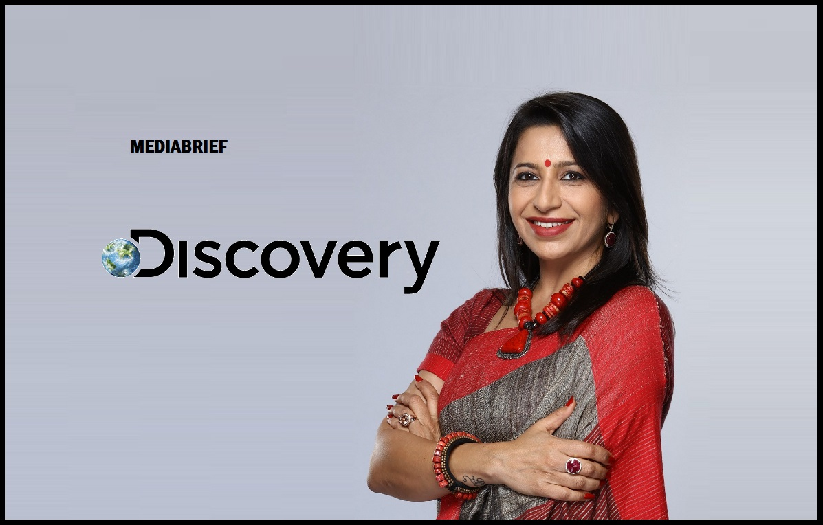 Megha Tata appointed Discovery India MD for South Asia