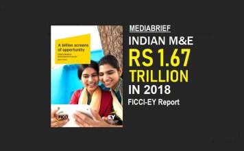 IMAGE-FICCI-EY-REPORT-2019 PEGS INDIA M&E AT 1.67TRILLION