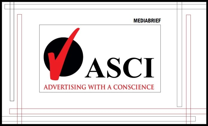 image-ASCI upholds 232 complaints against advertisements of Oct-Nov 2019 -MediaBrief