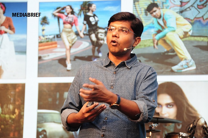 IMAGE- Achint Setia Vice President Marketing Myntra at Goafest2019