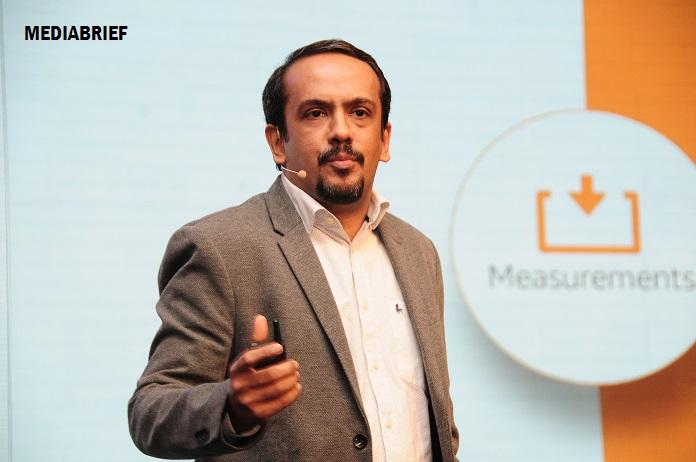 Image - Ravi Desai Director Mass & Brand Marketing Amazon at Goafest2019