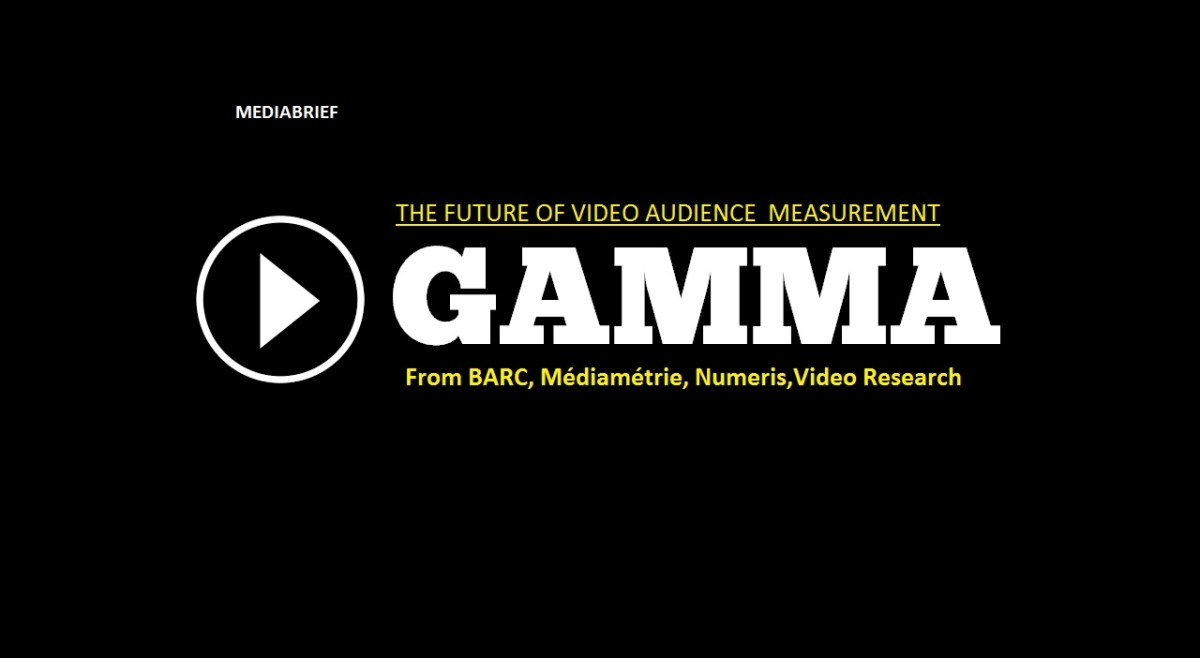 The future of Video Audience Measurement: BARC, Médiamétrie, Numeris,Video Research form GAMMA