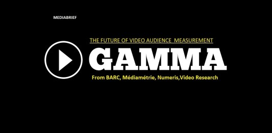 image-BARC, Médiamétrie, Numeris,Video Research form GAMMA for Video Audience Measurement - MediaBrief