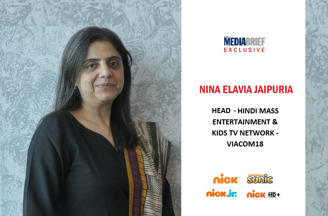 Nina Elavia Jaipuria: Nick provides kids superior content, storytelling and money-can't buy experiences