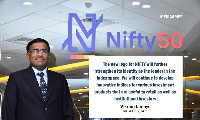 image-NIFTY Indices-New-brand-identity-Vikram Limaye- MD & CEO-NSE-mediabrief