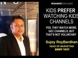 image-interview-with-Sujoy RoyBardhan-head marketing-of-Sony-YAY-MediaBrief
