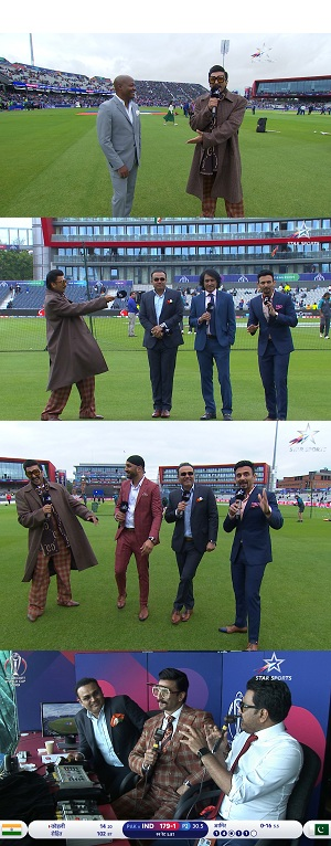 image-inpost-Ranvir Singh on india pak match on star sports - biggest ever viewership-mediabrief-1