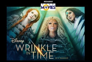 IMAGE-INPOST-STAR MOVIES TO PREMIERE DISNEY'S A WRINKLE IN TIME SUNDAY 21 JULY MEDIABRIEF