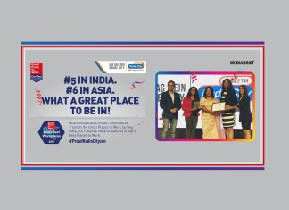 image Radio City is 5th Best Comapny to work for in India as MBL ranks in GPTW 2019 survey MediaBrief
