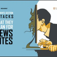 How comments-section attacks can hurt news sites, and how journalists can address the problem