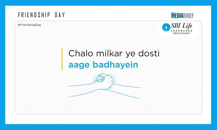 image-SBI Life Insurance-Friendship Day messages-2019-MediaBrief