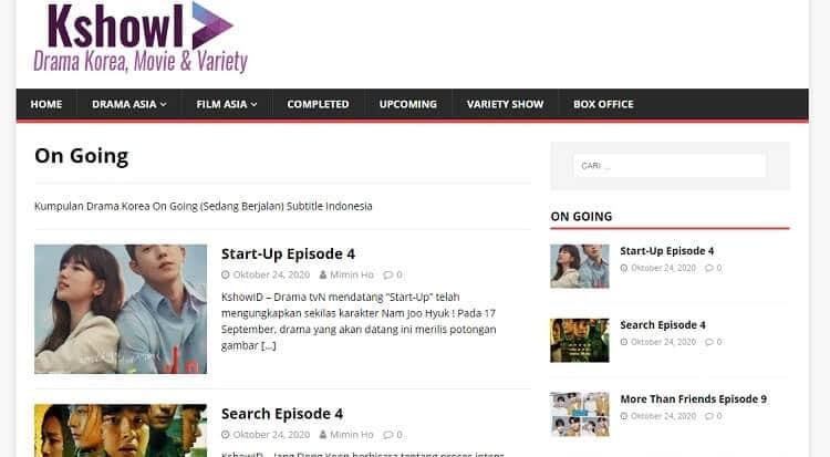 situs download drama korea Kshowid