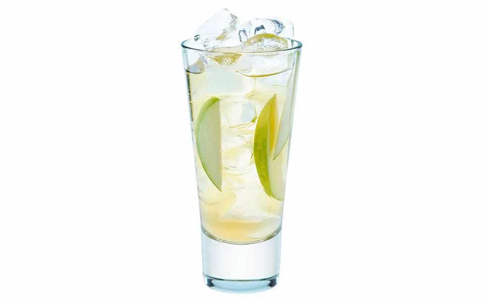Minuman Kekinian Apple Cooler