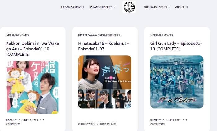 Situs download drama Jepang bagikuy