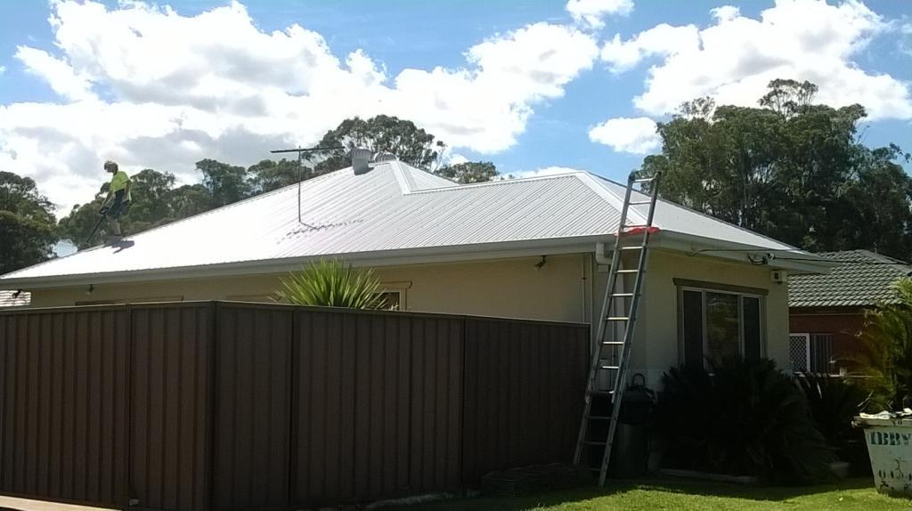 Stri Deck Metal Roofing St Clair Simon Stride