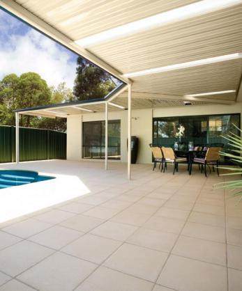 outdoor tile design ideas get