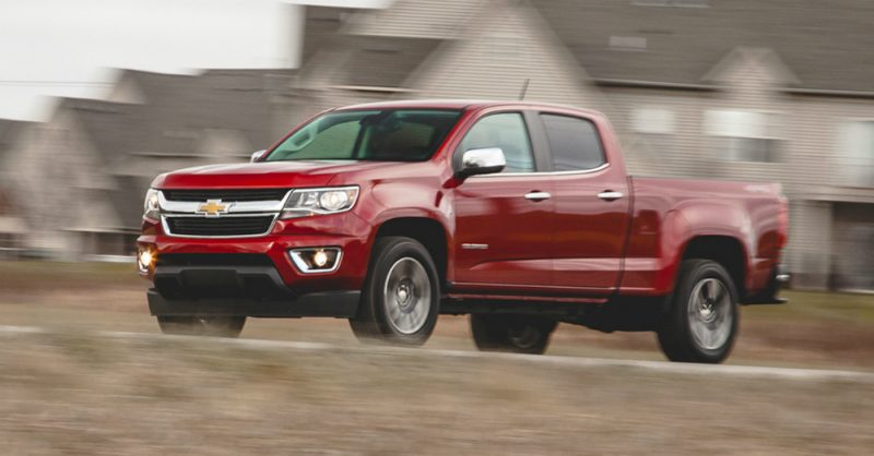 2015 Chevrolet Colorado Truck of the Year