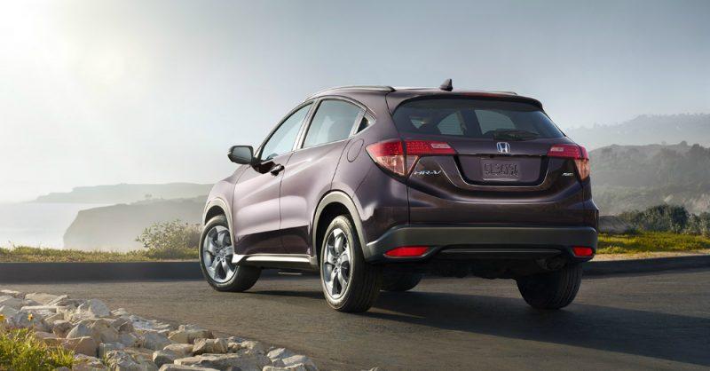 2016 Honda HR-V Review
