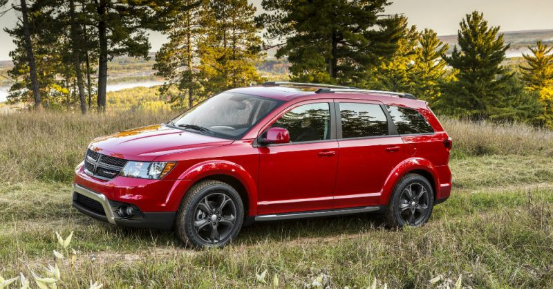 2015 Dodge Journey Information
