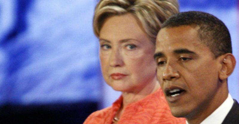 Hillary Clinton Barack Obama
