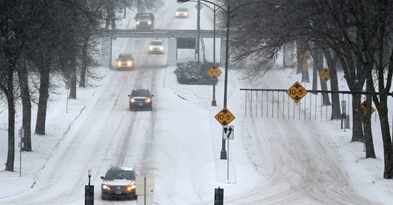 Cedar Rapids Snow