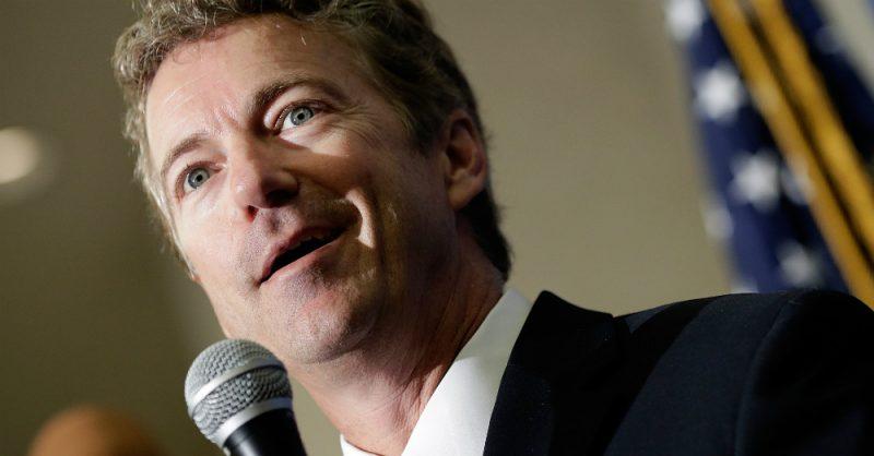 Rand Paul Senate Seat