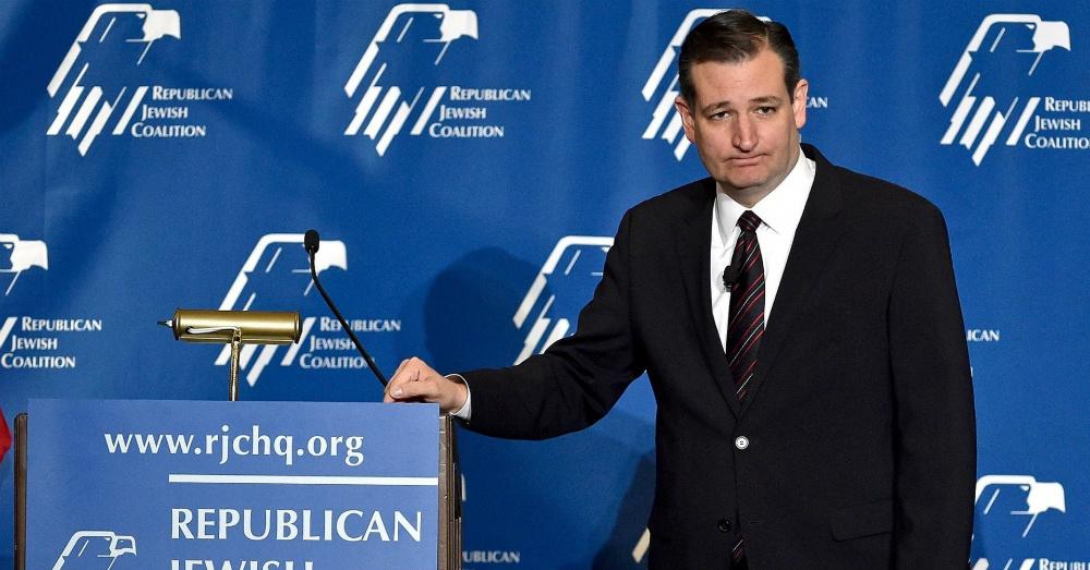 Ted Cruz Jewish Coalition