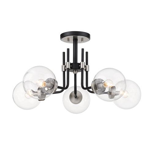 ceiling lighting flush semi flush