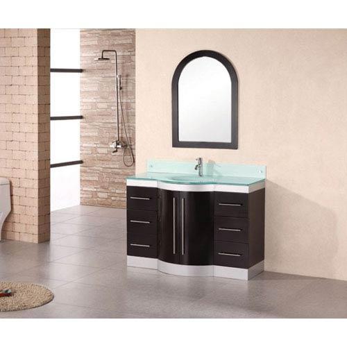 48 Inch Wood Bathroom Vanity Bellacor