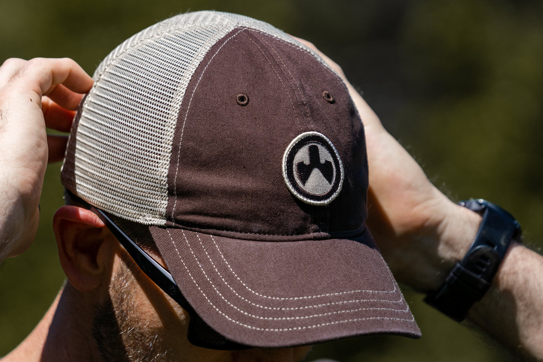 Magpul® Icon Patch Garment Washed Trucker