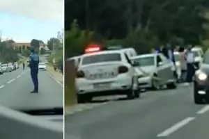 Tânără din Caracal, răpită de pe stradă. Luată cu forța și urcată în mașină, la Dobrosloveni, a fost salvată după o acțiune în forță a poliției