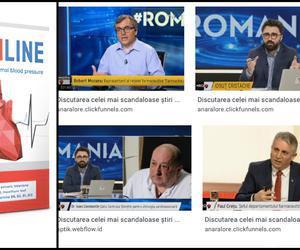 """Medici români și un fost ministru al sănătății, folosiți în promovarea unui """"tratament-minune"""" pentru inimă pe site-uri obscure din Rusia"""
