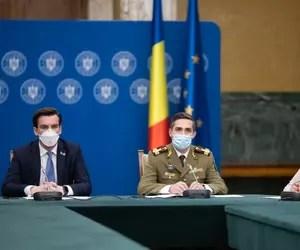 """Valeriu Gheorghiță: """"În septembrie putem atinge acel prag de imunitate colectivă de cel puțin 60%-70%"""""""