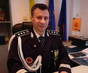 Adjunctul IPJ Bacău care era la conducere pe 1 martie, când Gheorghe Moroșan a ucis doi oameni, la Onești, e acum șeful Poliției Municipiului Bacău