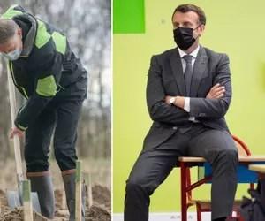 O lună din viața unui domn președinte. Cum arată agenda lui Iohannis, cum arată agenda lui Macron