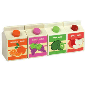 Fruit Juice Cartons picture