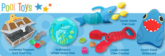 Pool Toys: Sunny Patch by Melissa & Doug