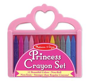 Princess Crayons