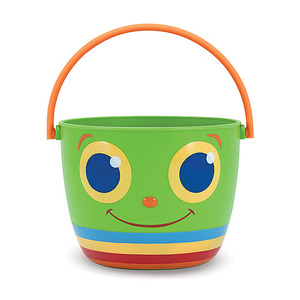 Happy Giddy Pail (for sand or water): Sunny Patch by Melissa & Doug