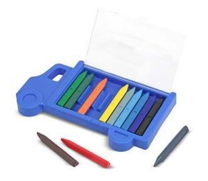 Truck Crayons