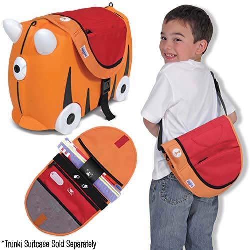 Trunki Saddlebags: kids travel products