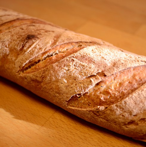 Pan con malta y cerveza