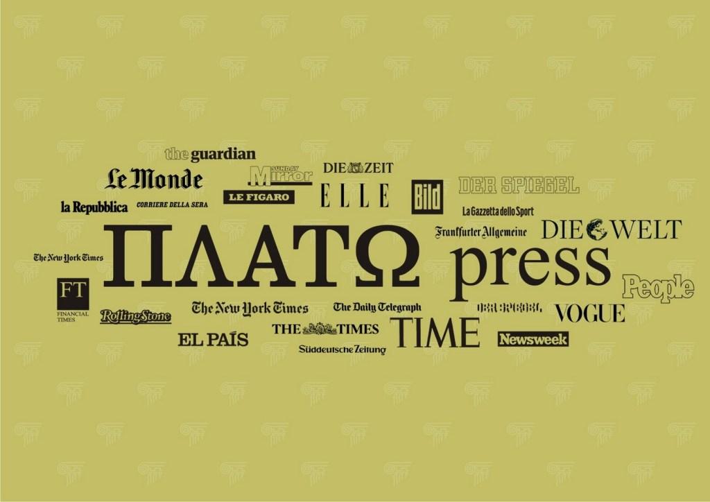 PLATO - plato press tag cloud